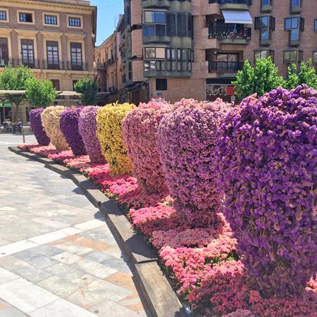 Murcia City Flower Festival